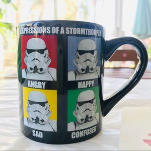 Star Wars stormtrooper mug